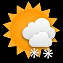 Es hört vormittags weitgehend zu schneien auf, die Wolken bleiben abe... Klick für mehr Infos