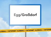 Highspeed Internet für Egg und Großdorf