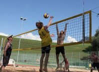 2. Beachvolleyball-Vereineturnier: Rückblick mit Fotos
