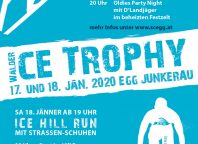 Wälder ICE TROPHY (Naht Springo / Ice Hill Run), FR, 17. & SA 18.01